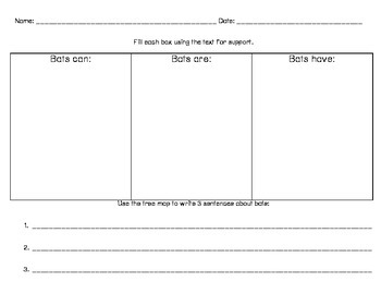 Close Reading Passages and Activities-part 1