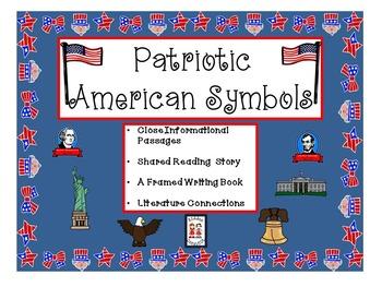 Close Reading - Patriotic American Symbols