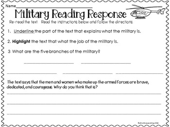 Close Reading Patriotic Bundle