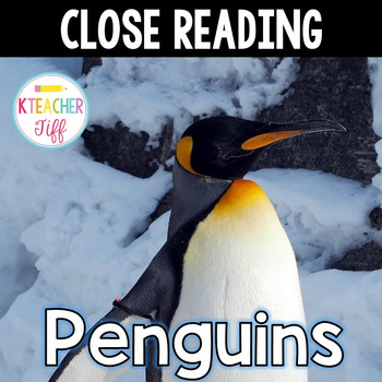 Close Reading: Penguins