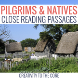 Close Reading: Pilgrims & Natives