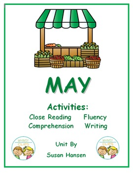 Close Reading Plus: May Activities