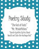 Close Reading - TS Elliot & Shel Silverstein - Thematic Po