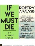 "Close Reading Practice: McKay's ""If We Must Die"" (Plus Con"