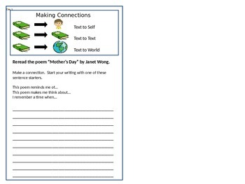 Close Reading 3rd grade - Poetry Notebook (daily activities for analyzing text)