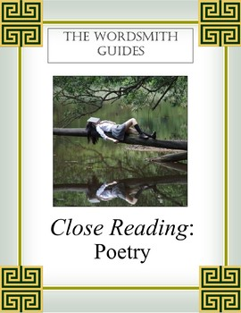 Close Reading (Poetry) Teaching Copy