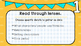 Close Reading Posters- Fiction and Non-Fiction