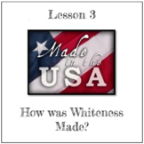 Close Reading Print & Go Packet: How Whiteness was Created