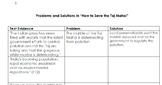 """Close Reading Problem and Solution in """"How to Save the Taj Mahal"""" CodeX Unit 3"""