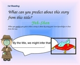Close Reading Question Slides for Yeh-Shen