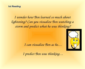 Close Reading Questioning Slides for Now and Ben