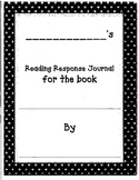 Close Reading Response Journal
