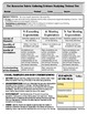 Close Reading: Rubrics for Annotating Fictional Text