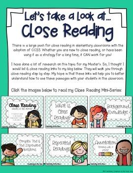 Close Reading: Ruby Bridges
