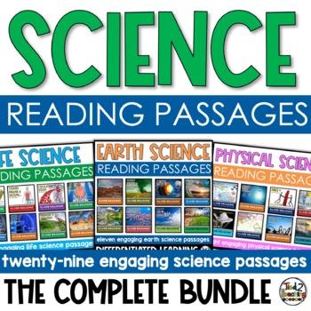 Science Close Reading: The Bundle
