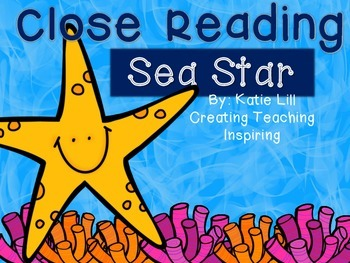 Close Reading -- Sea Star