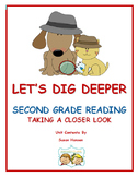 Close Reading: Second Grade Digging Deeper