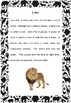 Close Reading, Sentence construction ,Wild Animals, EAL/ESL/EFL/ELL