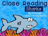 Close Reading -- Sharks