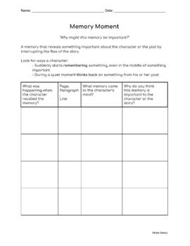 **Close Reading** Sign Posts Reading Worksheets - Notice and Note - Common Core