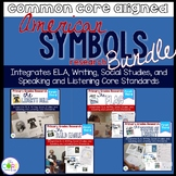 American Symbols: Integrated Reading, Writing, and SS Research Pack