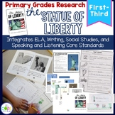 The Statue of Liberty: Integrated ELA and Social Studies Pack