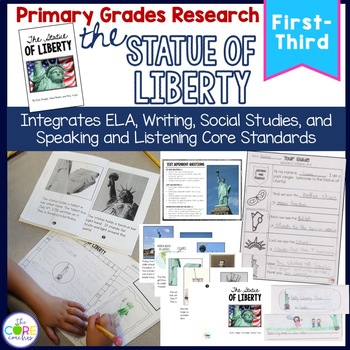 The Statue of Liberty: Close Reading and Social Studies