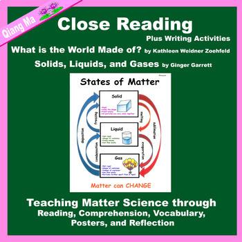 Close Reading: States of Matter