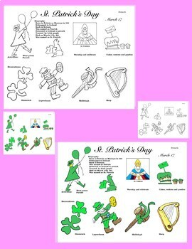 Close Reading: St. Patrick's Day by Gail Gibbons