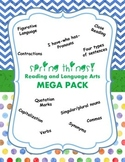 Close Reading, Figurative Language : Spring Them Activities:  MEGA PACK