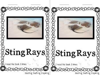 Close Reading -- Sting Rays