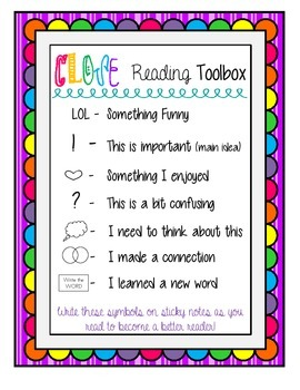 Close Reading Strategies