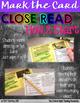 Close Reading Task Cards: World War II, Set #2