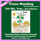 Close Reading: Tell Me, Tree by Gail Gibbons