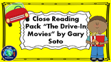 Reading Comprehension Activities for The Drive-In Movies b