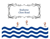 Close Reading ~ The Seahorse: Expository Text Response and Understanding
