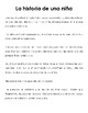 Close Reading - The story of Ruby Bridges (Spanish)