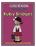Close Reading - The story of Ruby Bridges (Spanish)