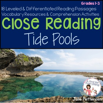 Close Reading Tide Pools