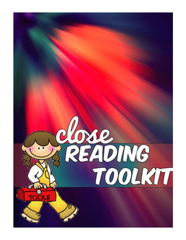 Close Reading Toolbox