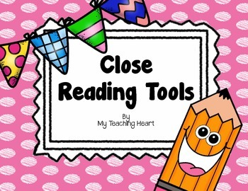 Close Reading Toolkit