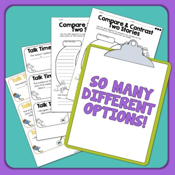 Close Reading Strategies, Prompts, Posters and More for Literature (Fiction)