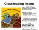 Close Reading Training Grades K-2