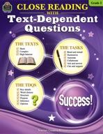 Close Reading Using Text-Dependent Questions Grade 2 (enhanced ebook)