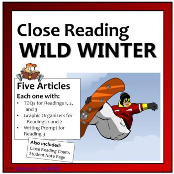 Close Reading - Wild Winter