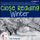 Close Reading Winter
