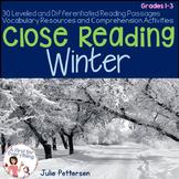 Close Reading Winter