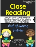 Close Reading With Owl At Home