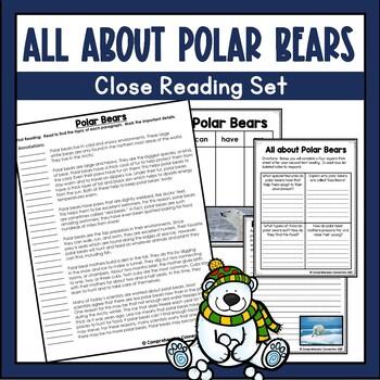 Close Reading about Polar Bears