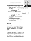 Close Reading and Annotation Exercise - Steve Jobs'  Speech